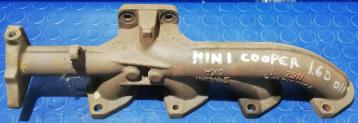 Collettore di scarico mini one r56 1.6 tdi 90cv 11627812314