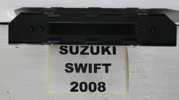 3460062j20 suzuki swift dal 2004 al 2010 display orologio